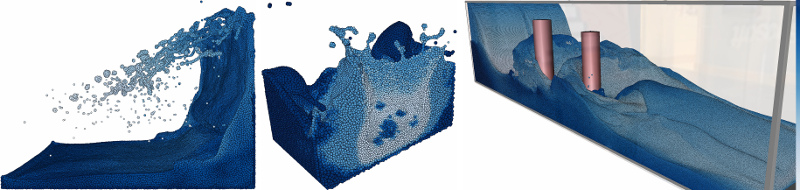Interactive Simulation and Rendering of SPH-based Fluids | CG